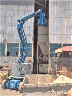 Repair of Dust Collector